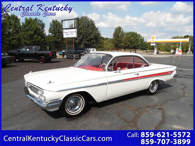 1961 Chevrolet Impala SS (CC-1264111) for sale in Paris , Kentucky