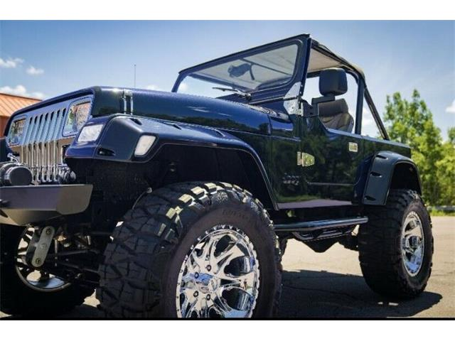 1991 Jeep Wrangler (CC-1260412) for sale in Cadillac, Michigan