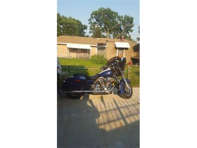 2007 Harley-Davidson Motorcycle (CC-1260413) for sale in Cadillac, Michigan