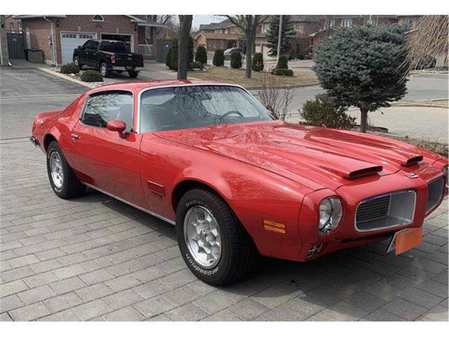 1971 Pontiac Firebird Formula (CC-1264136) for sale in Vaughan, Ontario