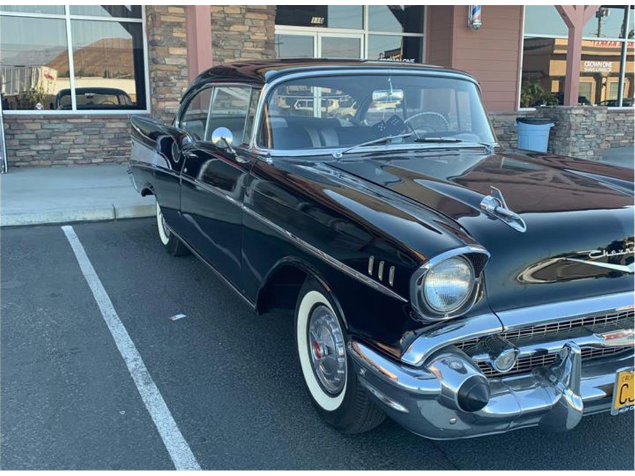 1957 Chevrolet Bel Air (CC-1264153) for sale in Pacific Palisades, California