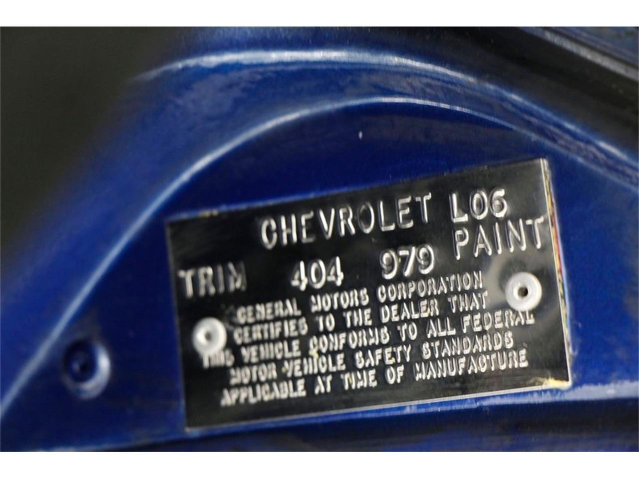 1972 Chevrolet Corvette (CC-1264162) for sale in Morgantown, Pennsylvania