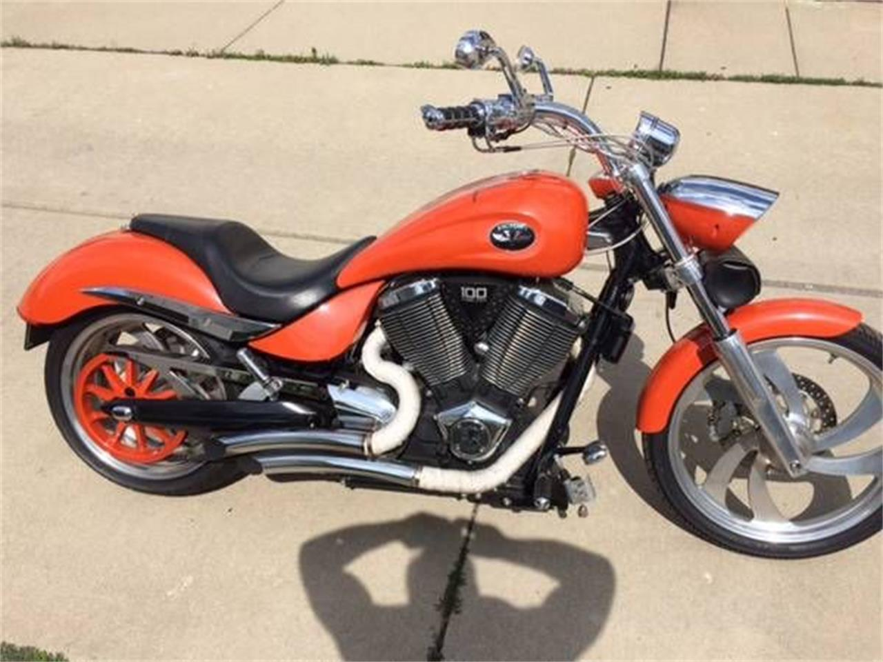 2007 Victory Jackpot (CC-1260417) for sale in Cadillac, Michigan