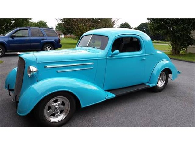 1936 Chevrolet 3-Window Coupe (CC-1260042) for sale in Cadillac, Michigan