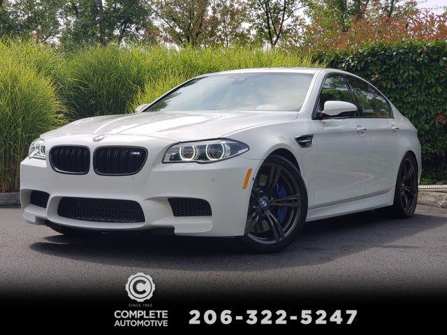 2015 BMW M5 (CC-1264208) for sale in Seattle, Washington