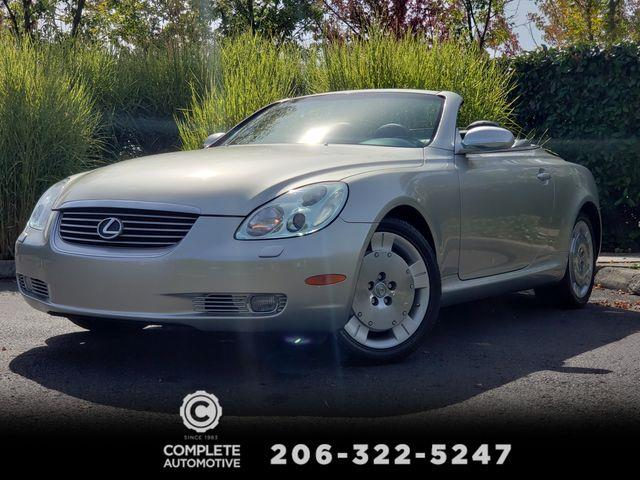 2004 Lexus SC430 (CC-1264209) for sale in Seattle, Washington