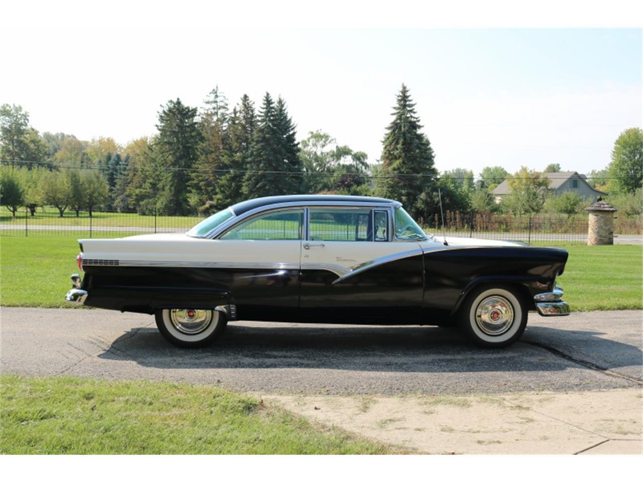 1956 Ford Fairlane Victoria (CC-1264223) for sale in Saginaw, Michigan