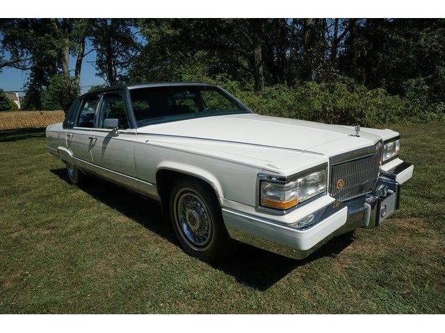1990 Cadillac Fleetwood Brougham (CC-1264252) for sale in Monroe, New Jersey