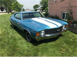 1972 Chevrolet Chevelle (CC-1260430) for sale in Cadillac, Michigan