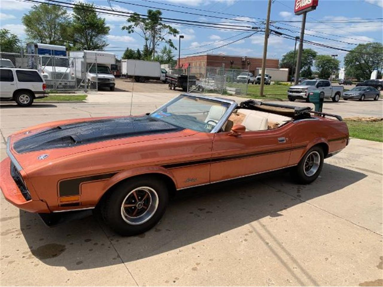 1973 Ford Mustang (CC-1260431) for sale in Cadillac, Michigan