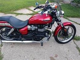 2012 Triumph Motorcycle (CC-1260434) for sale in Cadillac, Michigan