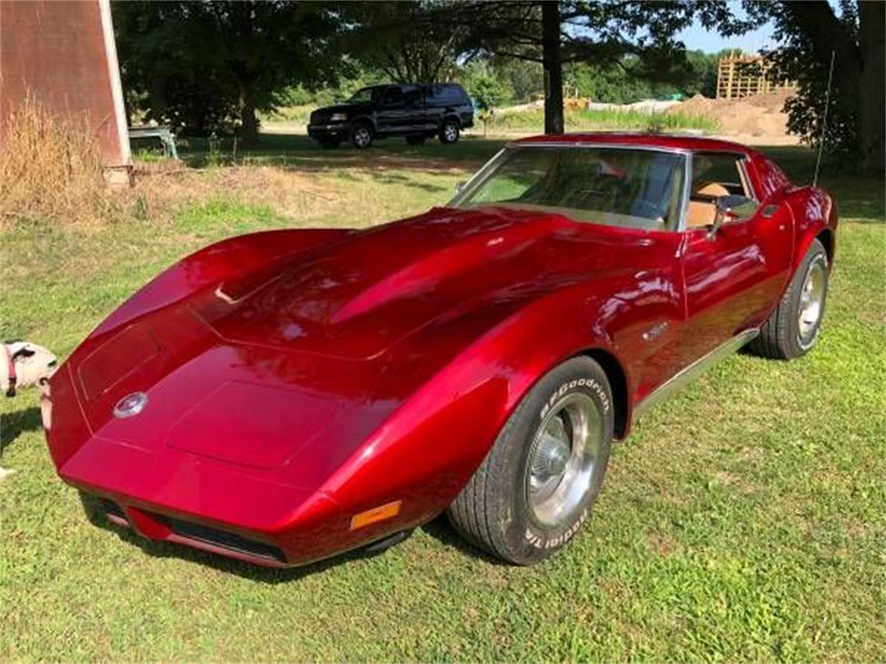 1974 Chevrolet Corvette (CC-1260438) for sale in Cadillac, Michigan