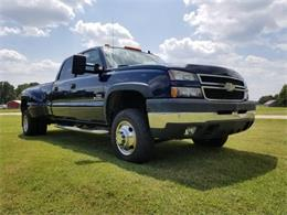 2006 Chevrolet Silverado (CC-1260045) for sale in Cadillac, Michigan