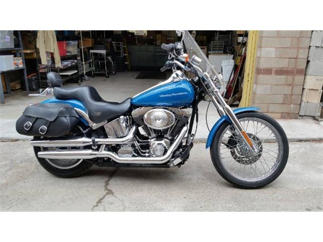 2001 Harley-Davidson Softail (CC-1260454) for sale in Cadillac, Michigan