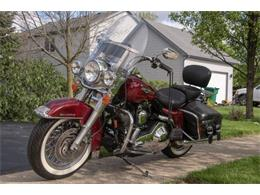 2005 Harley-Davidson Road King (CC-1260455) for sale in Cadillac, Michigan