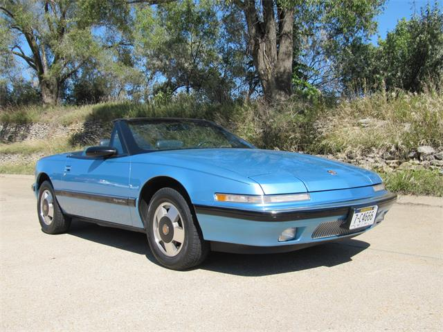 1990 Buick Reatta (CC-1264570) for sale in Omaha, Nebraska