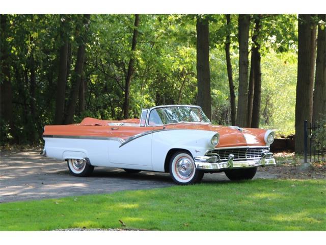 1956 Ford Fairlane Sunliner (CC-1264577) for sale in Saginaw, Michigan