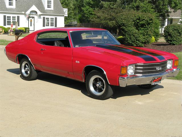 1972 Chevrolet Chevelle (CC-1264579) for sale in Shaker Heights, Ohio