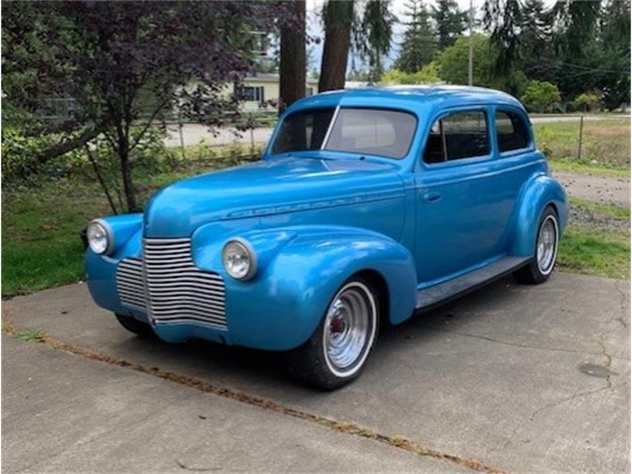 1940 Chevrolet Deluxe (CC-1264599) for sale in Maple Valley, Washington