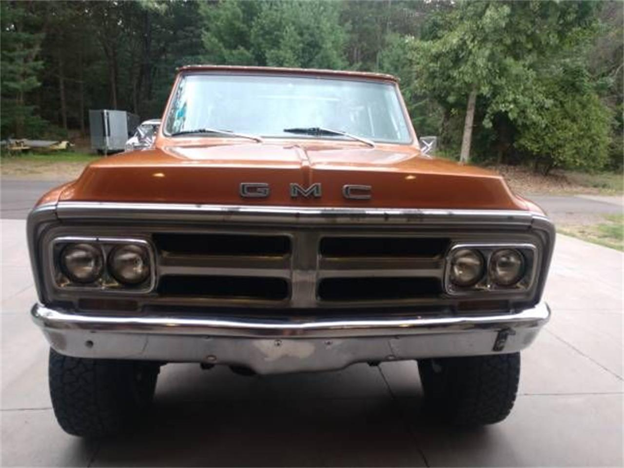 1972 GMC Jimmy (CC-1260460) for sale in Cadillac, Michigan