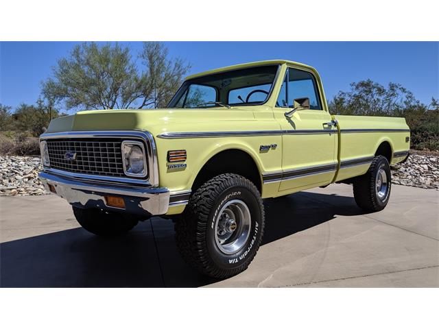 1971 Chevrolet C/K 10 (CC-1264600) for sale in North Pheonix, Arizona