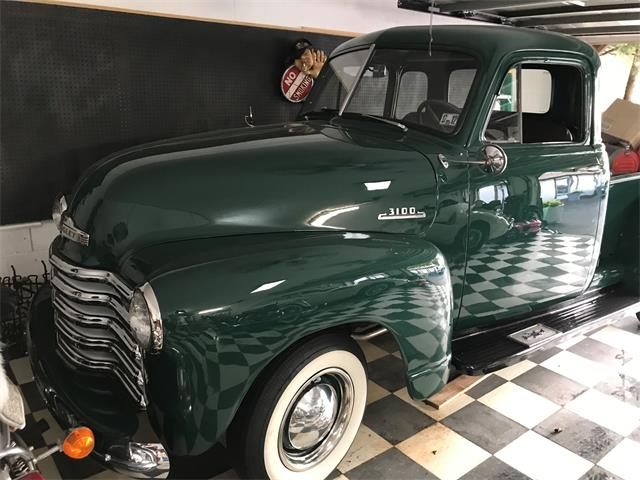 1951 Chevrolet Pickup (CC-1264607) for sale in McKeesport, Pennsylvania