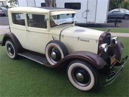 1928 Dodge Brothers Victory Six (CC-1264614) for sale in Cadillac, Michigan
