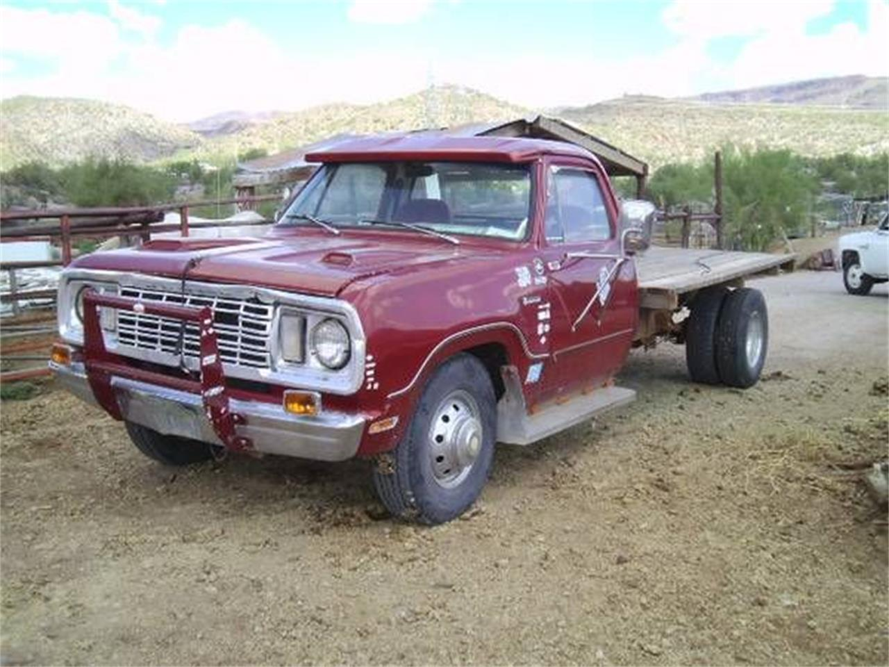 1977 Dodge Flatbed Truck (CC-1264619) for sale in Cadillac, Michigan