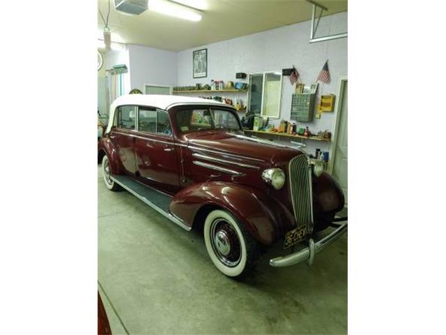 1936 Chevrolet Antique (CC-1260462) for sale in Cadillac, Michigan