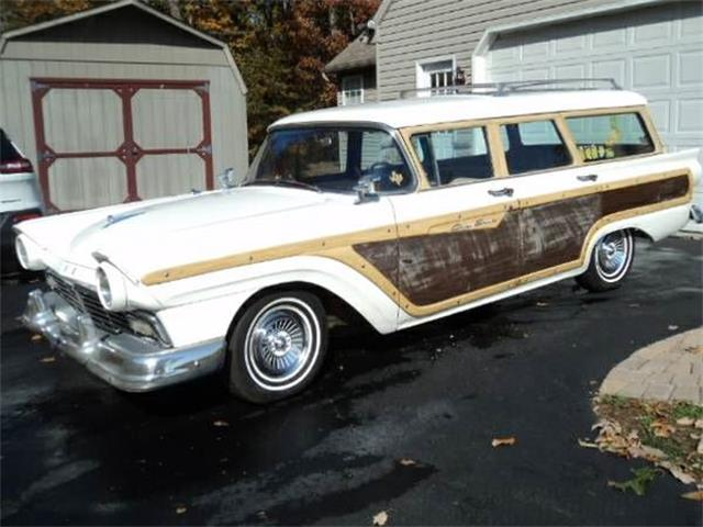 1957 Ford Country Squire Wagon
