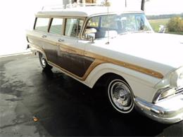 1957 Ford Country Squire Wagon (CC-1264625) for sale in Cadillac, Michigan