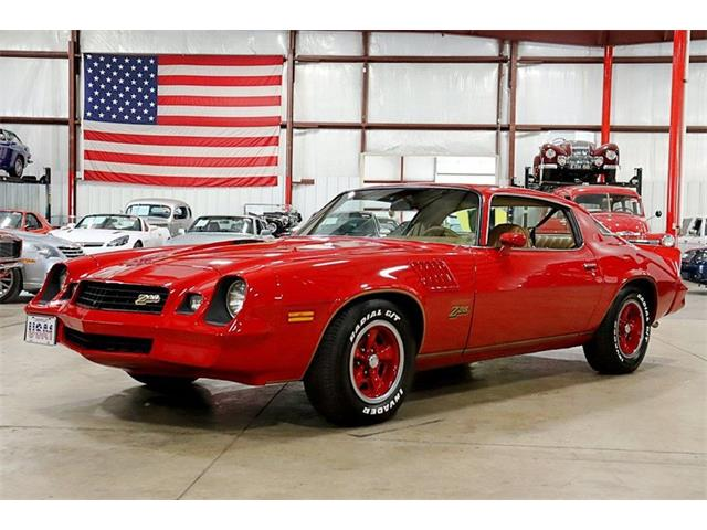 1978 Chevrolet Camaro (CC-1264628) for sale in Kentwood, Michigan