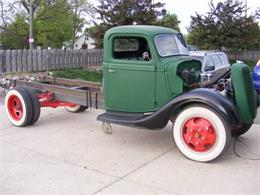 1937 Ford Tanker (CC-1264632) for sale in Cadillac, Michigan