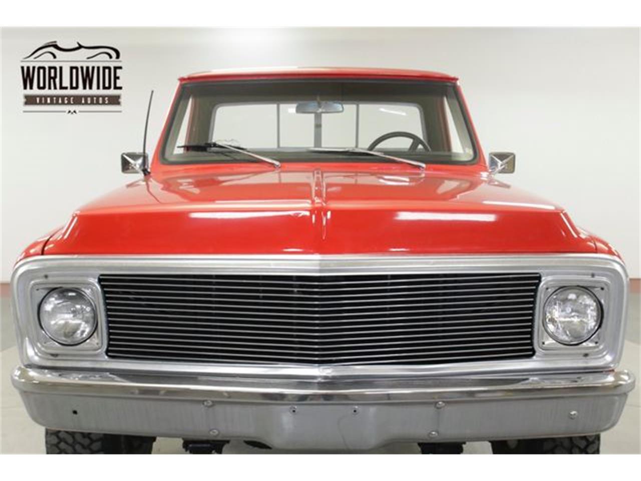 1971 Chevrolet K-10 (CC-1264641) for sale in Denver , Colorado