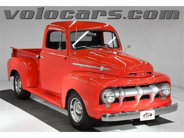 1952 Ford F1 (CC-1264645) for sale in Volo, Illinois