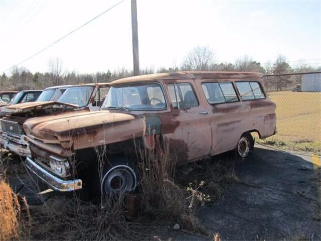 1966 GMC Van (CC-1264648) for sale in Cadillac, Michigan