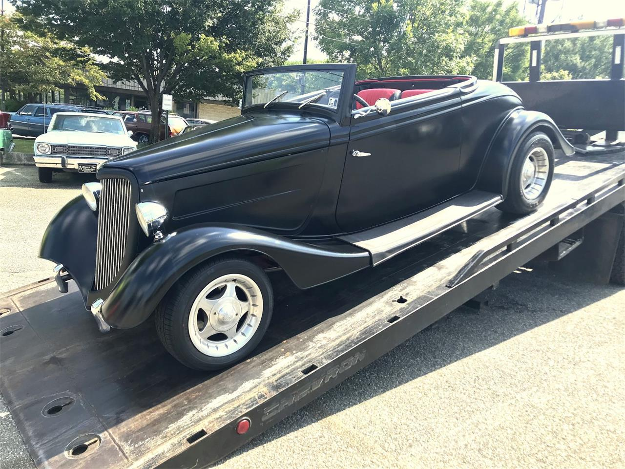 1934 Ford Cabriolet (CC-1264654) for sale in Stratford, New Jersey