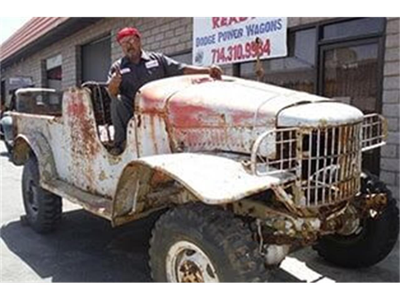 1941 Dodge WC Series (CC-1264660) for sale in Cadillac, Michigan