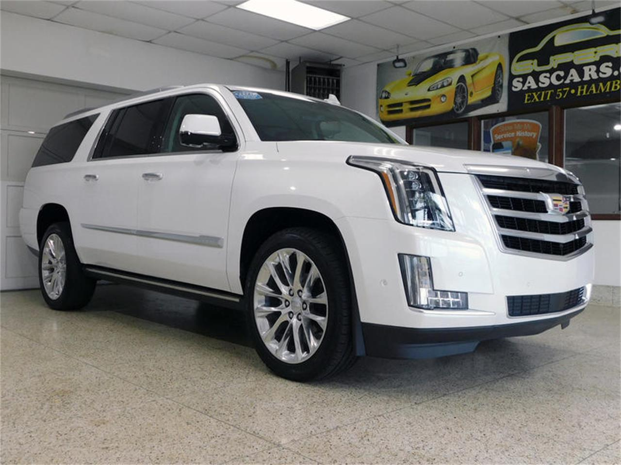 2017 Cadillac Escalade (CC-1264699) for sale in Hamburg, New York