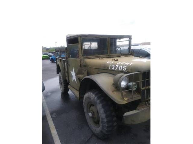 1951 Dodge M-37 (CC-1264700) for sale in Cadillac, Michigan