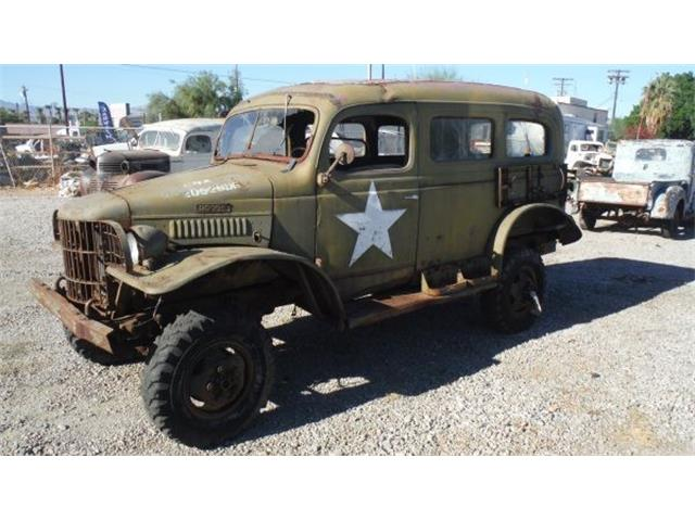 1941 Dodge WC Series (CC-1264706) for sale in Cadillac, Michigan