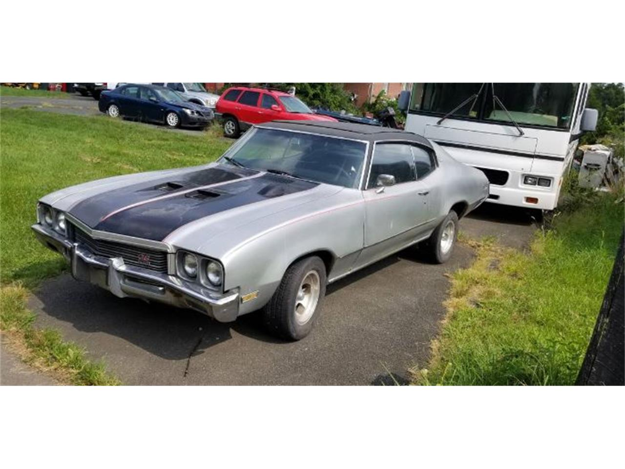 1972 Buick Coupe (CC-1264709) for sale in Cadillac, Michigan