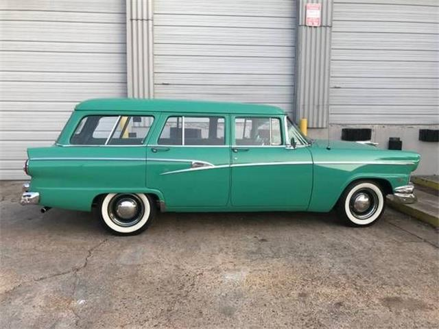 1956 Ford Country Squire Wagon (CC-1264723) for sale in Cadillac, Michigan