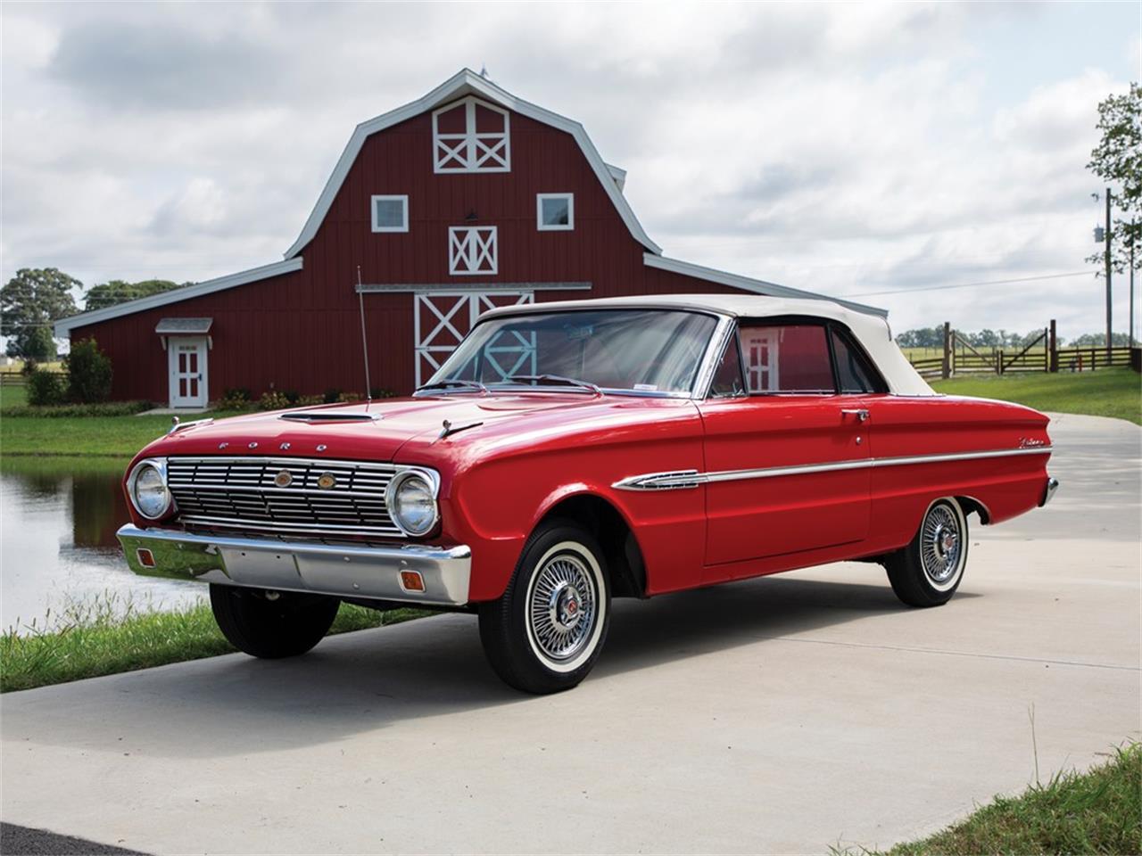1963 Ford Falcon Futura (CC-1264739) for sale in Hershey, Pennsylvania