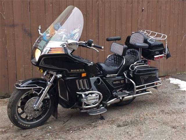 1983 Honda Goldwing (CC-1260474) for sale in Cadillac, Michigan