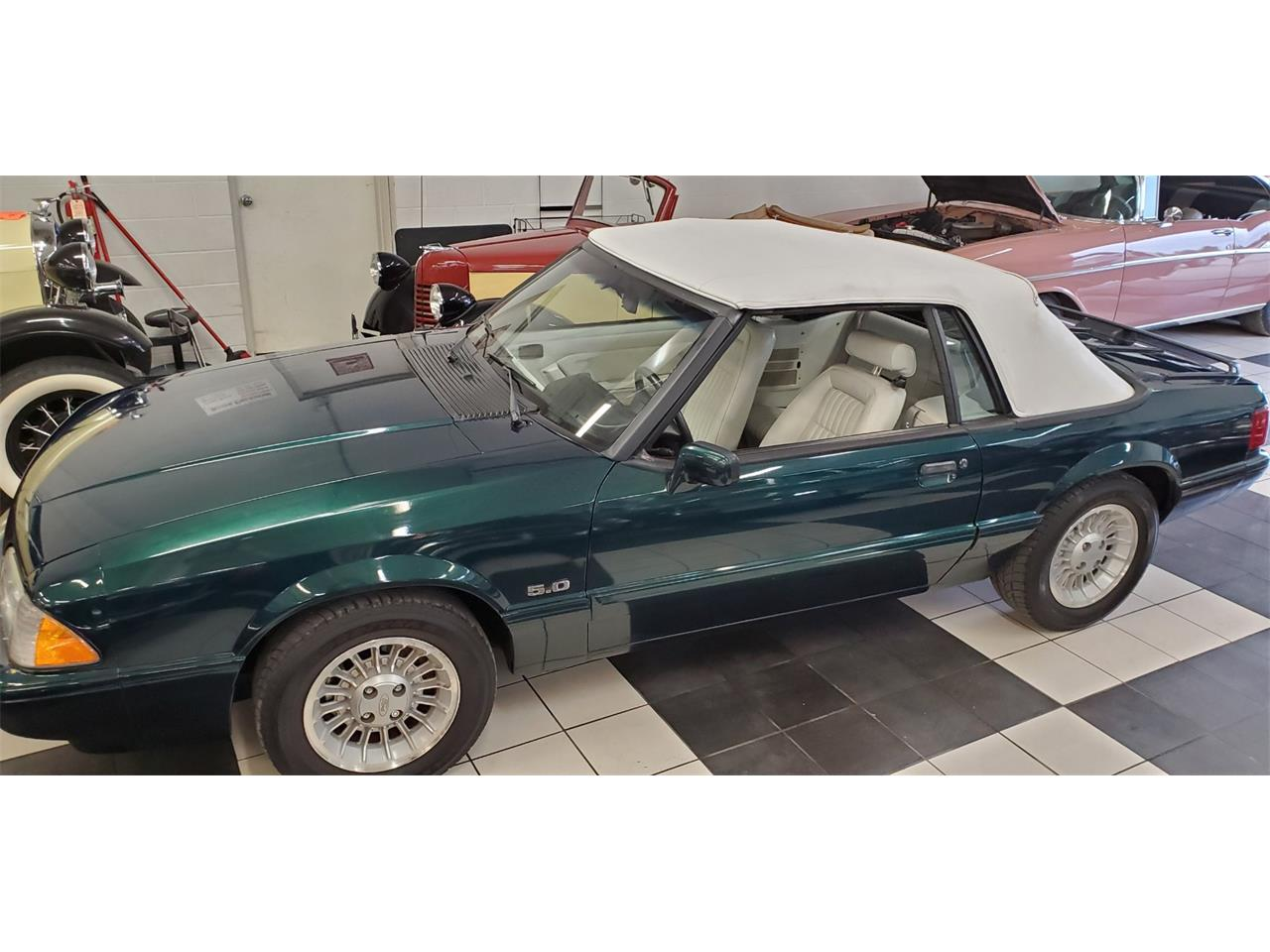 1990 Ford Mustang (CC-1264755) for sale in Annandale, Minnesota