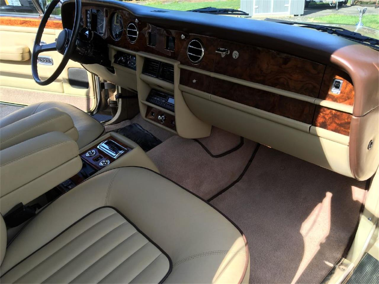 1989 Rolls-Royce Silver Spur (CC-1264756) for sale in West Pittston, Pennsylvania