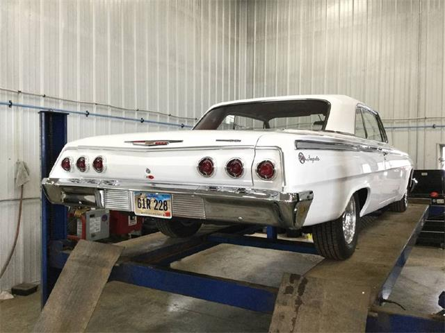 1962 Chevrolet Impala (CC-1264760) for sale in West Pittston, Pennsylvania