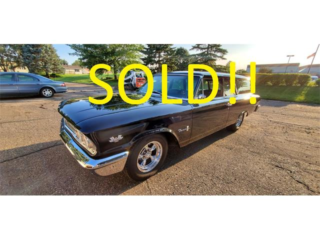1963 Ford Custom (CC-1264762) for sale in Annandale, Minnesota