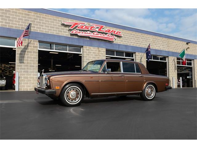 1980 Rolls-Royce Silver Shadow II (CC-1264763) for sale in St. Charles, Missouri